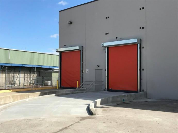 New Dynaco High Speed Doors