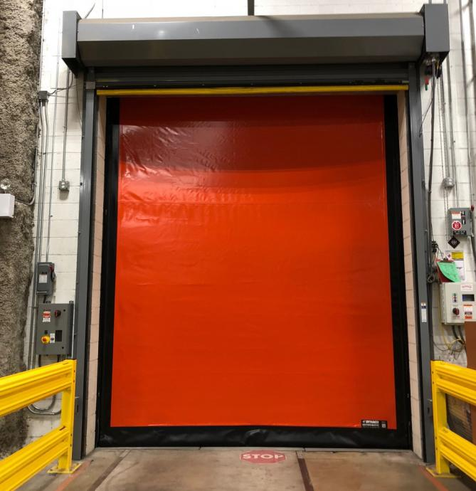 New Dynaco High Speed Door