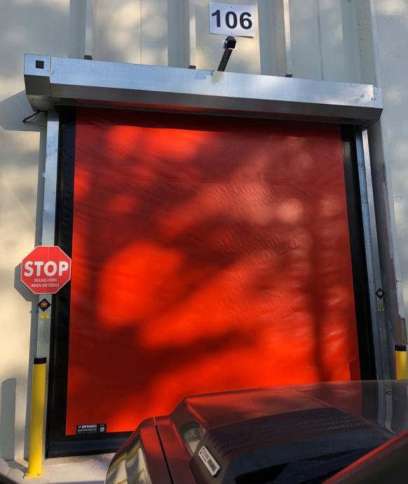 New Dynaco High Speed Door